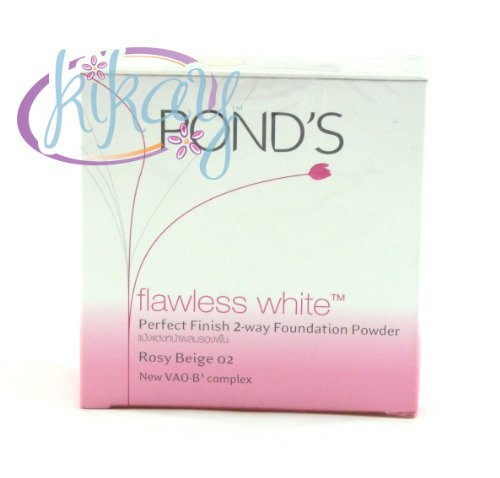 Pond's Flawless White Perfect Finish 2-way Foundation Powder (Rosy Beige)