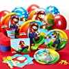 Super Mario Bros. Standard Party Pack 8 pk