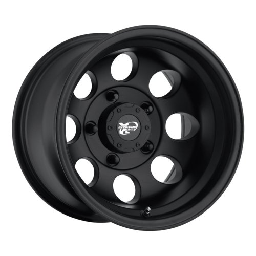 Pro Comp Alloys (Series 7069) Flat Black 15 x