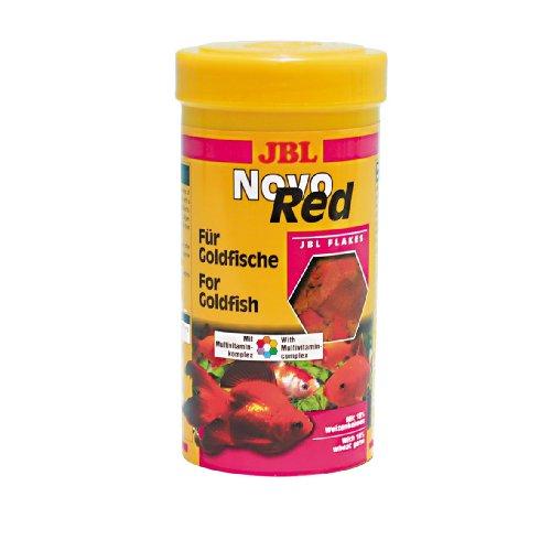 NOVO RED 100ml Nourriture en flocons pour poissons rouges