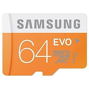 日本サムスン正規品 SAMSUNG EVO microSDXCカード 64GB UHS-I Class10 最大転送速度48MB/s 10年保証 MB-MP64D/FFP (FFP)