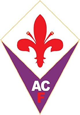 ACF Fiorentina Italy Soccer Football Car Bumper Sticker Decal 3
