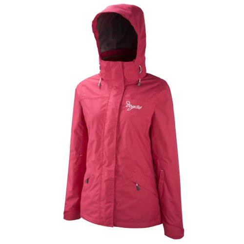 TOG 24 Convert Womens 3in1 Jacket (10-12, AZALEA)