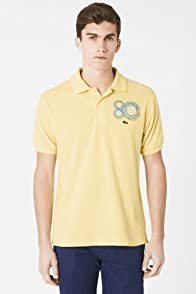 80th Anniversary Rainbow Logo Polo