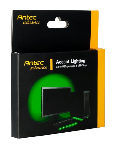 Accent lighting for computer
