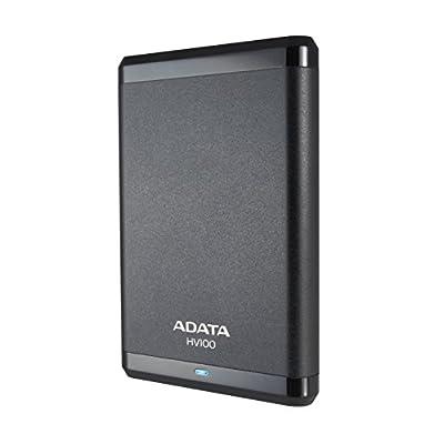 ADATA HV100 2TB Hard Disk (Black) (2TB)