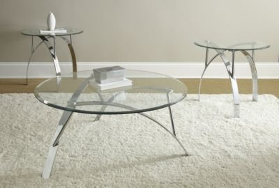 Brady Furniture Industries Justice 3 Piece Coffee Table Set (Set of 3)