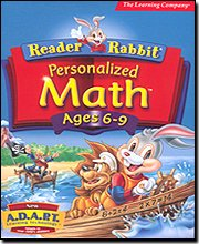 Reader Rabbit's Personalized Math Ages 6-9