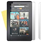 Terrapin Screen Protector for Amazon Kindle Fire 7 Tablet (Pack of 2)