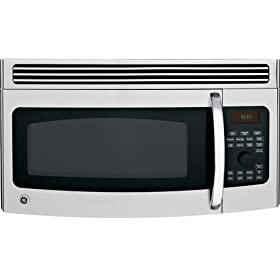 JVM1665SNSS %2DSpacemaker Series%2D Grilling Over%2Dthe%2DRange Microwave Oven %2D Stainless Steel