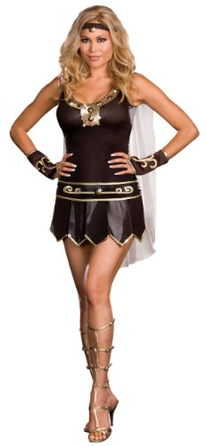 Babe-A-Lonian Warrior Queen Costume in Plus Size