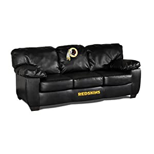 NFL Washington Redskins Team Classic Sofa by Imperial