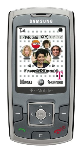 Samsung SGH-T739 Katalyst Unlocked GSM Cell Phone