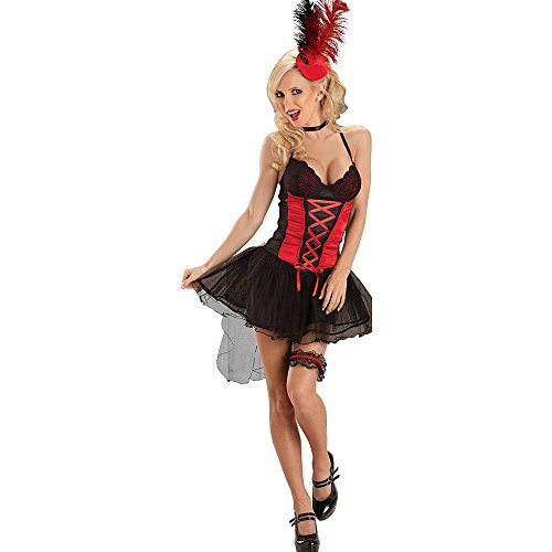 Saloon Lady Sexy Adult Costume