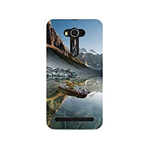 TAZindia Designer Printed Hard Back Case Mobile Cover For Asus Zenfone Laser 2 ZE500ML