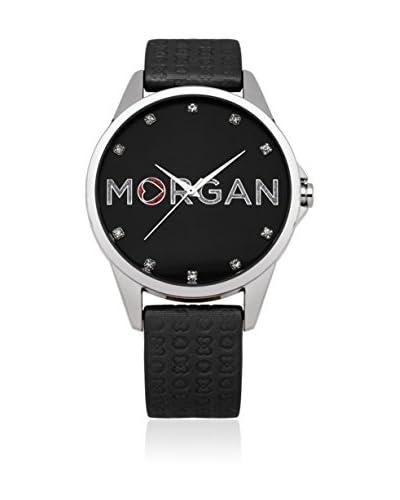 Morgan de Toi Quarzuhr Woman 37 mm schwarz