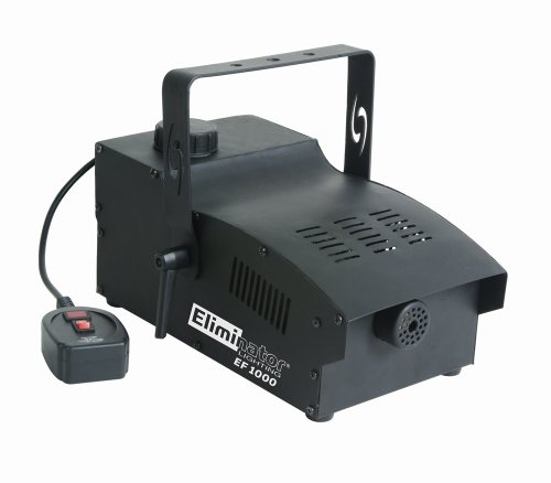 Eliminator Lighting Fog Machines EF-1000 Fog Machine