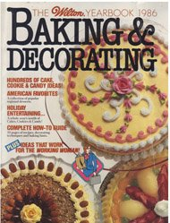Wilton Yearbook of Baking & Cake Decorating 1986 at Amazon.com