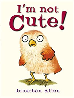 Not Cute! (Baby Owl): Jonathan Allen: 9781907967979: Amazon.com