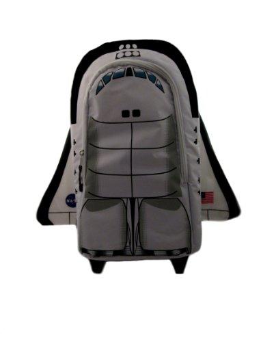 航天飞机造型旅行包