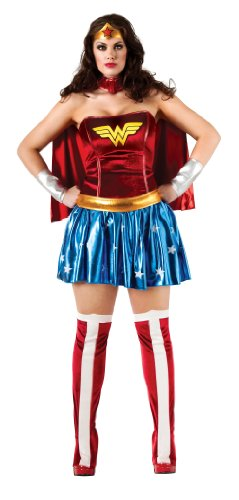DC Comics Wonder Woman Plus Size Adult Costume