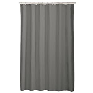 Amazon.com - Maytex Mills Norwich Embossed Microfiber Shower