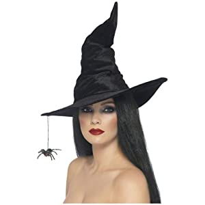 Smiffys Witch Hat For Halloween For Women from smiffys