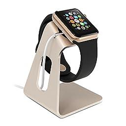 UNU WTH-01-GLD Apple Watch Stand - Champagne Gold