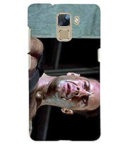 PRINTSHOPPII HOLLYWOOD MOVIES Back Case Cover for Huawei Honor 7