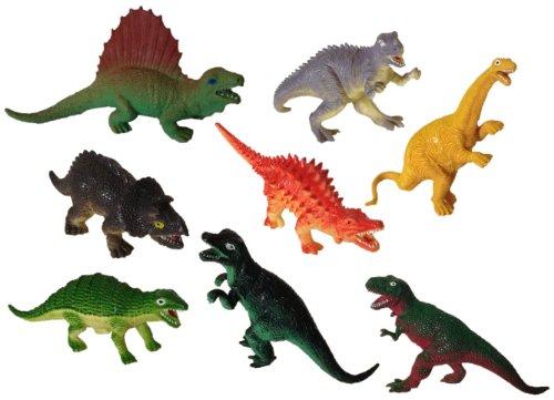 Jurassic Park Dinosaur Toys front-28082