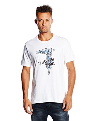 Trussardi Jeans T-Shirt Manica Corta [Bianco]