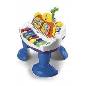 Fisher-Price Interactive Baby Grand Piano