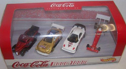 Coco-Cola Race Team Cars - 1