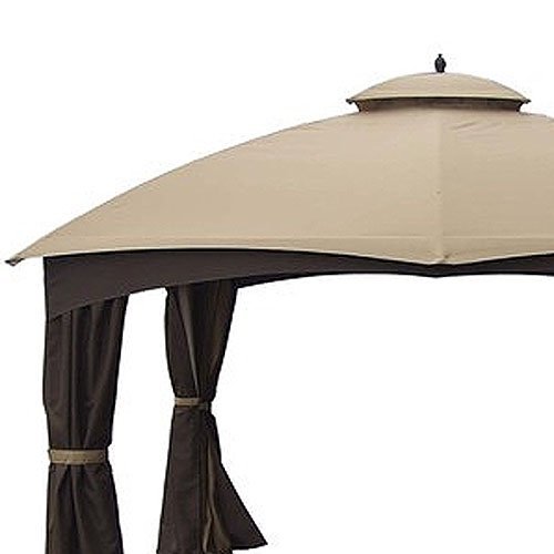 Garden Winds Replacement Canopy For Lowe S Dome 10 X 12