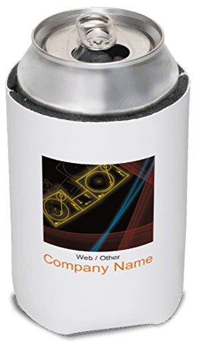 Vistaprint White Koozies front-558475