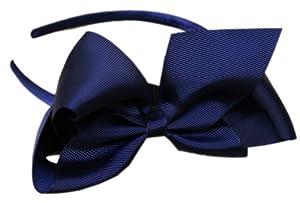 Blue Hair Bows