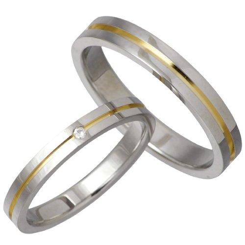 PMR ピーエムアール ペアー シルバー リング 7~21号 パラジウム ゴールドコーティング ダイヤモンド 指輪 SV