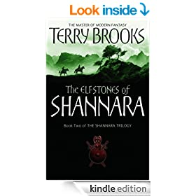 The Elfstones Of Shannara: Shannara: Book Two