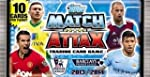 5 Packs Of Cards: Match Attax Trading...