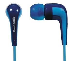 Panasonic RP-HJE140-A L-shaped Ear Earbud Headphone
