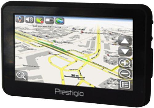 Prestigio GeoVision 4120 Tragbares Navigationssystem