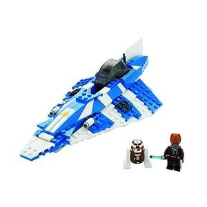 LEGOスターウォーズシリーズからスターファイター8093