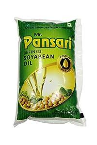 Pansari Soya Bean Oil 1Ltr