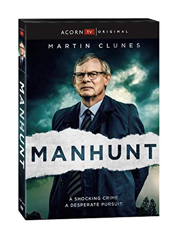 DVD : Manhunt: Season 1