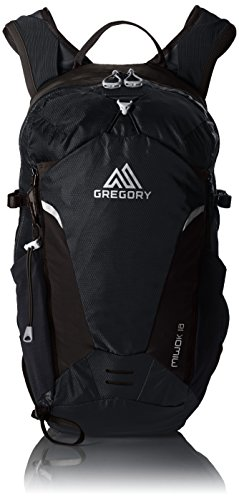 Gregory Miwok 18 Daypack, Storm Black, One Size