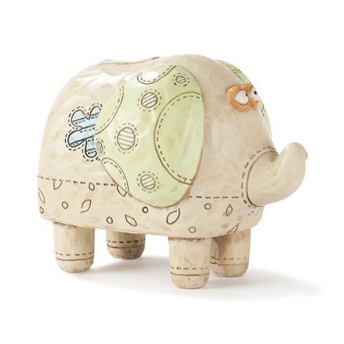 Dicksons Coin Bank, Pastel Elephant