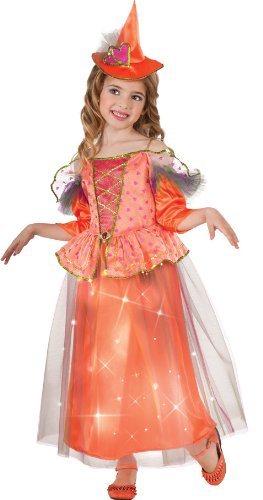 Light Up Sweetheart Witch Costume