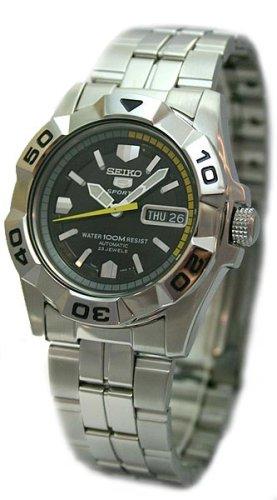 Seiko 5 Sports Automatic Black Watch SNZE47J1