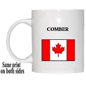 """Canada - """"COMBER"""" Mug"""