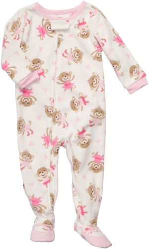Monkey Pajamas For Kids front-1061262